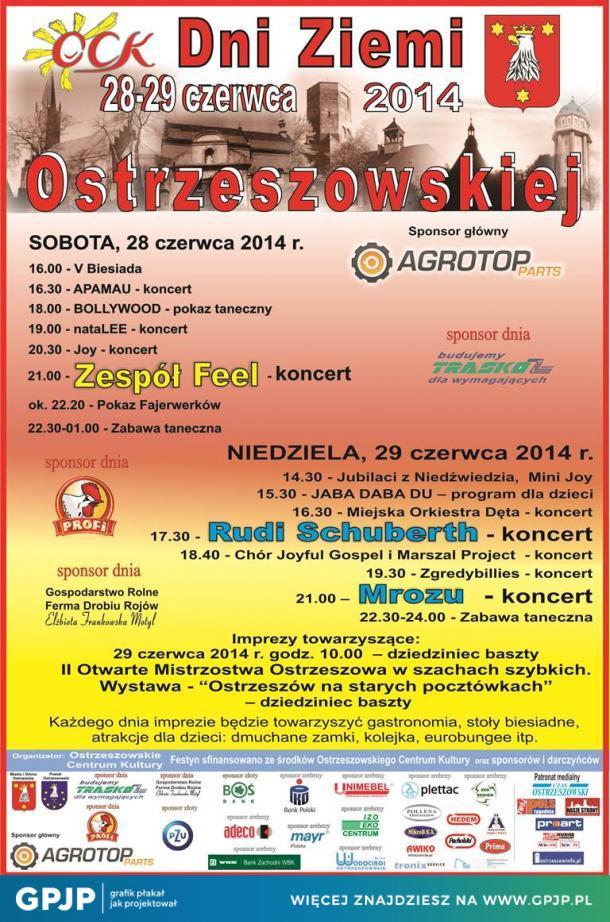 Dni Ziemi Ostrzeszowskiej 2014